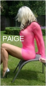 Stansted escort Paige