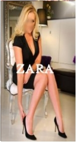 Stansted escort Zara